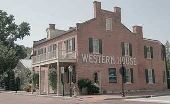 Historic Western House, St. Charles, MO
